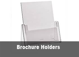 brochureholders